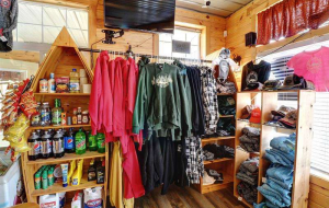 Get your Ice Cracking apparel at the Ice Cracking Lodge.