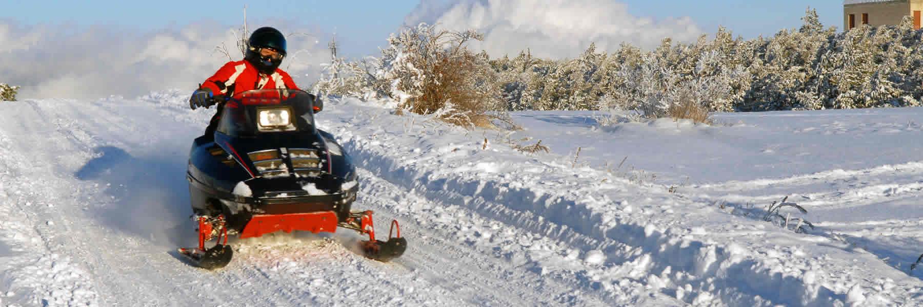 Get gas for your ATV, Snowmobile, boat, or three wheeler at Ice Cracking Lodge.